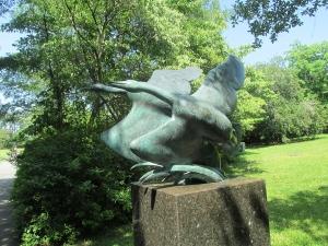 GeeseSculpture