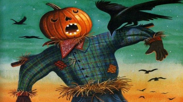 funny-pumpkin-head-scare-crow-halloween-wallpaper