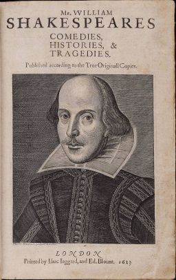 800px-Title_page_William_Shakespeare's_First_Folio_1623